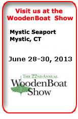 Woodenboat Show 2013