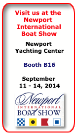 See us at the Newport International Boat Show