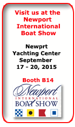 Visit us at the Newport Boat Show